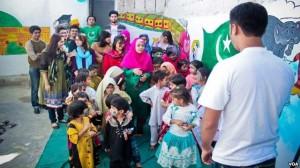 free school in karachi