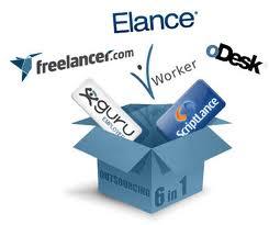 Make money on internet as a free lancer