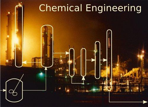 کیمیکل انجینئرنگ